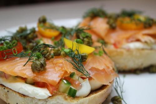 Loaded Smoked Salmon 3
